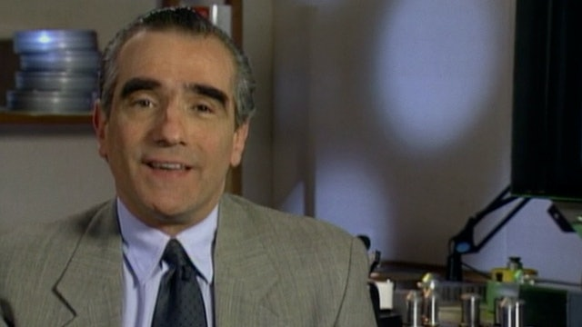 Martin Scorsese on THE GOLDEN COACH