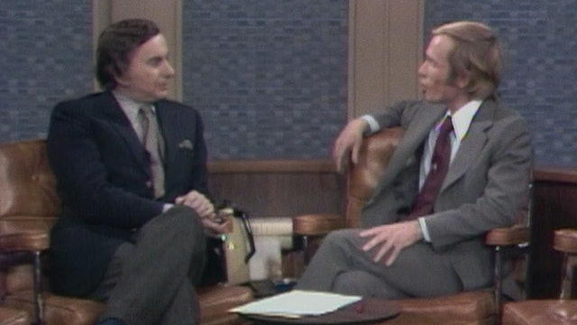 """Norman Mailer on """"The Dick Cavett Show"""""""