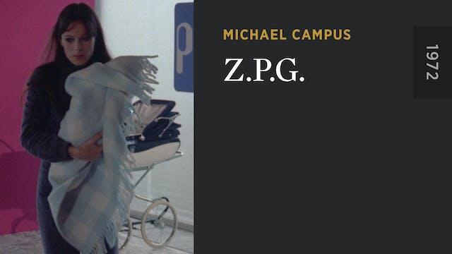 Z.P.G.