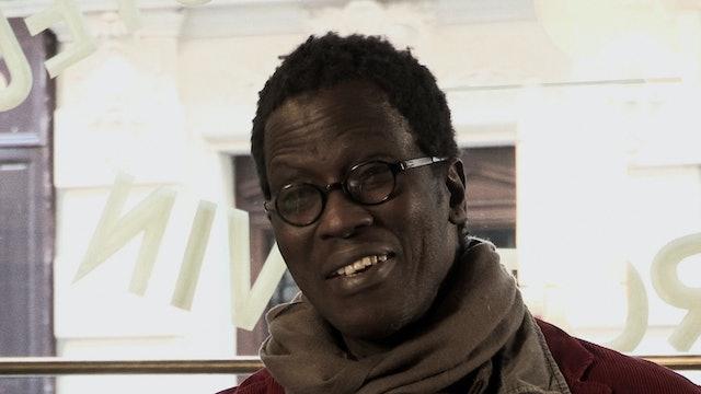 Wasis Diop and Mati Diop on TOUKI BOUKI