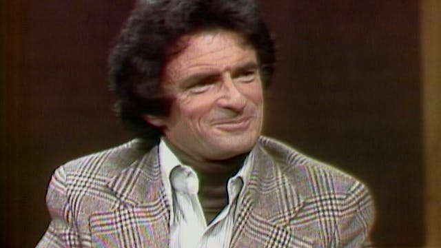 """Jerzy Kosinski on """"The Dick Cavett Show"""""""