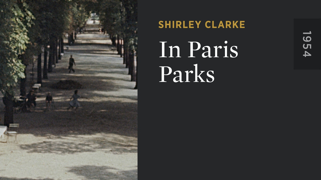 In Paris Parks