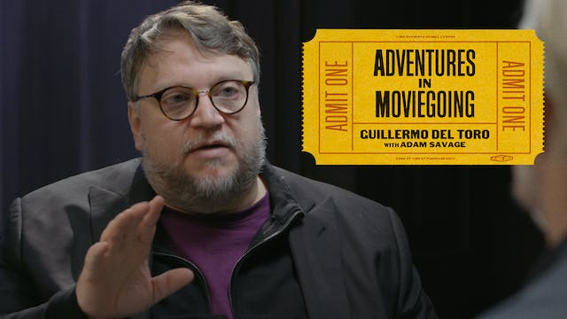 Guillermo del Toro on EYES WITHOUT A ...