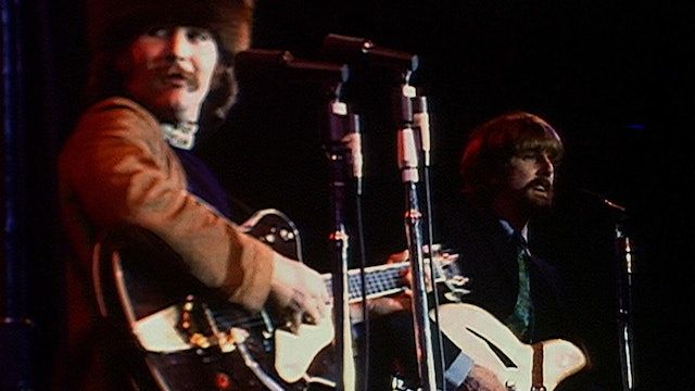 "MONTEREY POP Outtakes: The Byrds, ""Chimes of Freedom"""
