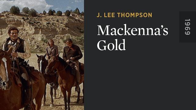 Mackenna's Gold