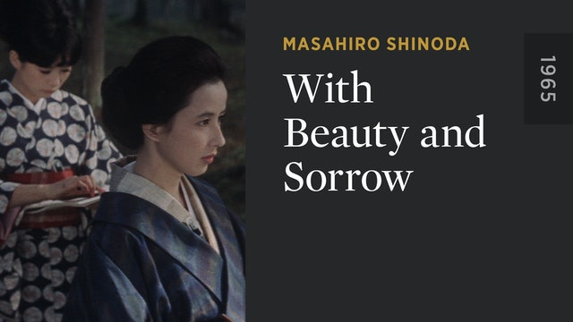 With Beauty and Sorrow