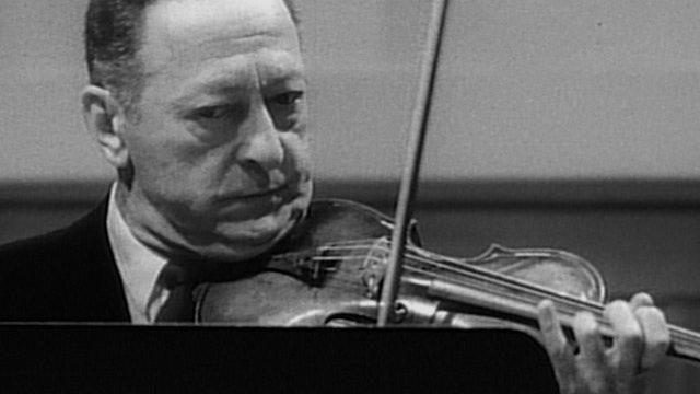 Heifetz Master Class Series