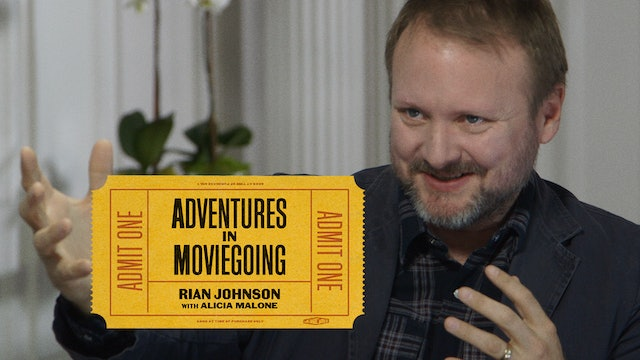 Rian Johnson on F FOR FAKE