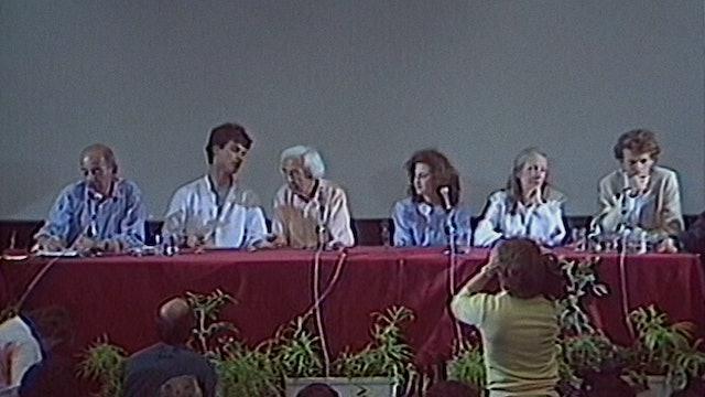 L'ARGENT Cannes Press Conference