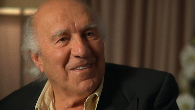 Michel Piccoli on Marco Ferreri