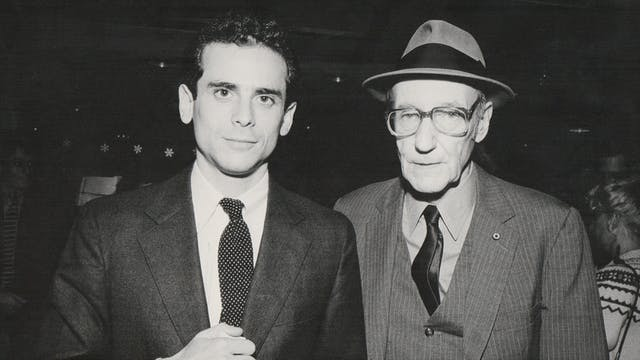 Howard Brookner on BURROUGHS: THE MOVIE