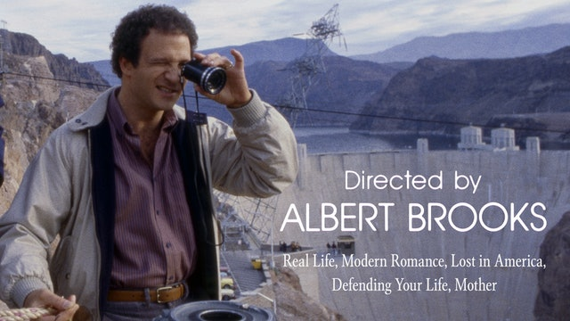 Directed by Albert Brooks