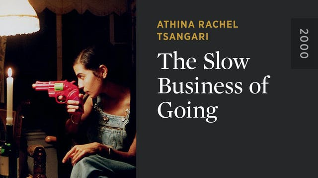 The Slow Business of Going