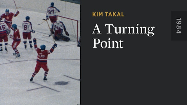 A Turning Point