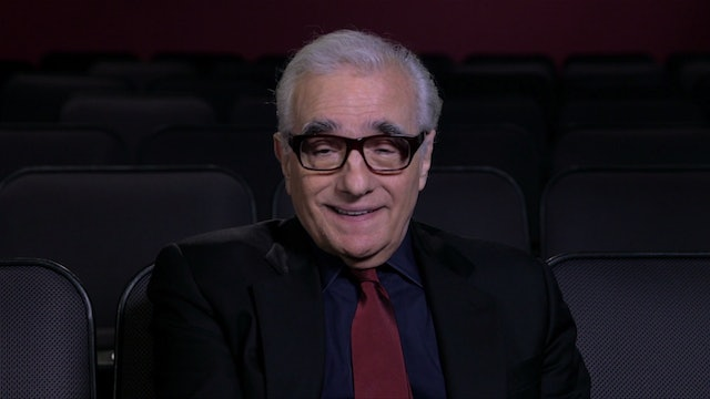 Martin Scorsese on MYSTERIOUS OBJECT AT NOON