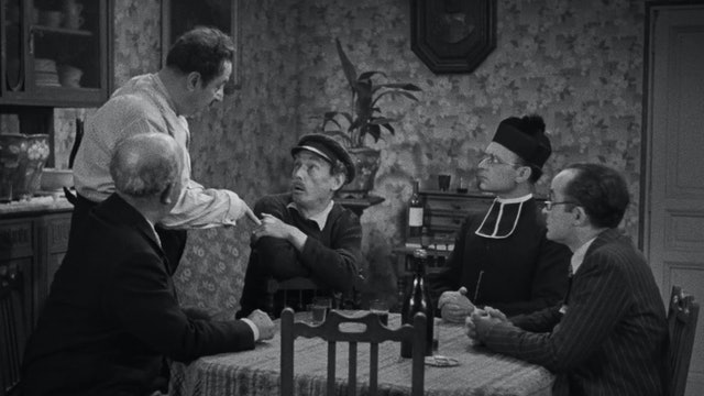 THE BAKER'S WIFE Selected-Scene Commentary