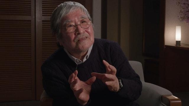 Masayoshi Sukita on AFTER LIFE
