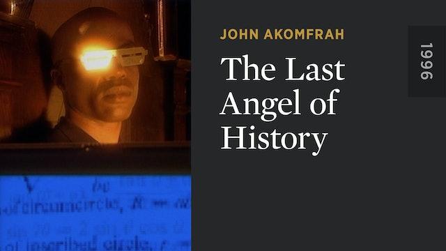The Last Angel of History