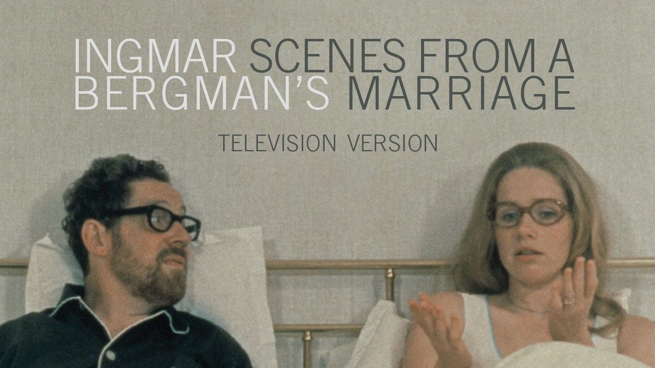 SCENES FROM A MARRIAGE: Television Version
