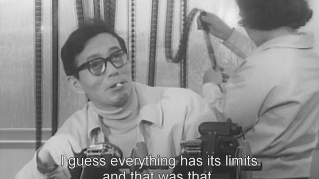Kon Ichikawa: Editing, 1964