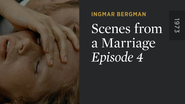 SCENES FROM A MARRIAGE: Episode 4