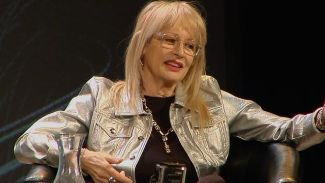 Mark Toscano and Penelope Spheeris in...