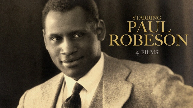 Starring Paul Robeson