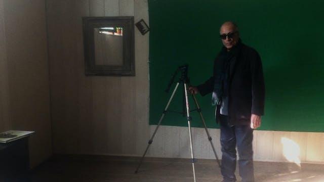 Print: In Memory of Abbas Kiarostami