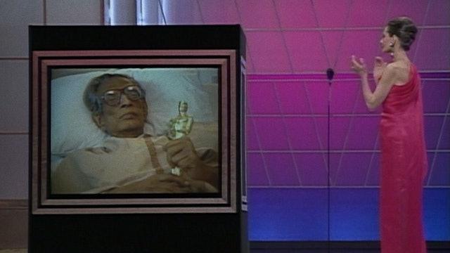 Satyajit Ray's Honorary Oscar