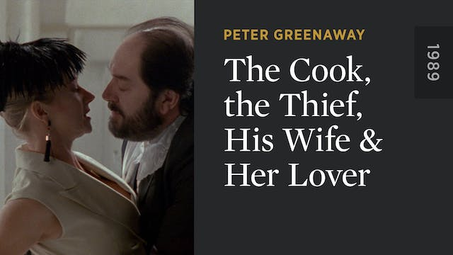 The Cook, the Thief, His Wife & Her L...