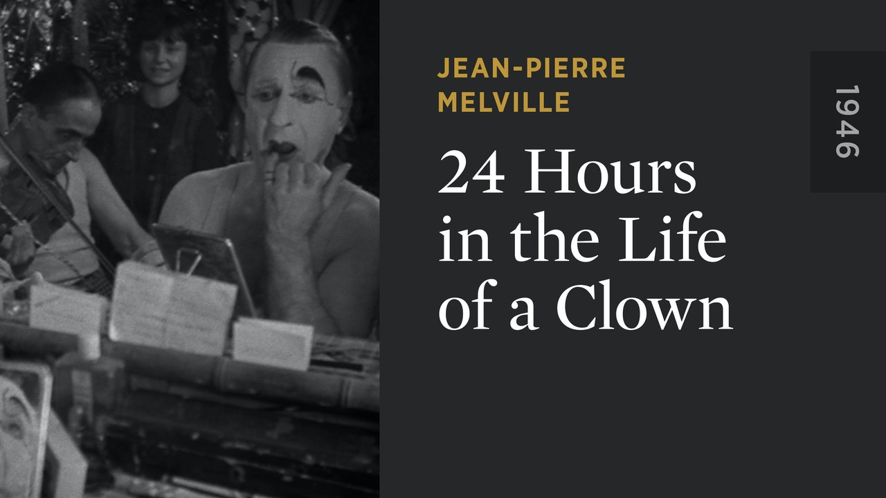 24 Hours in the Life of a Clown