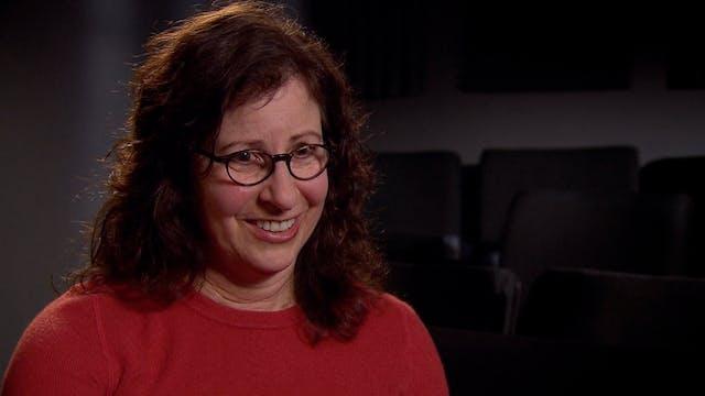 Renée Shafransky on Spalding Gray