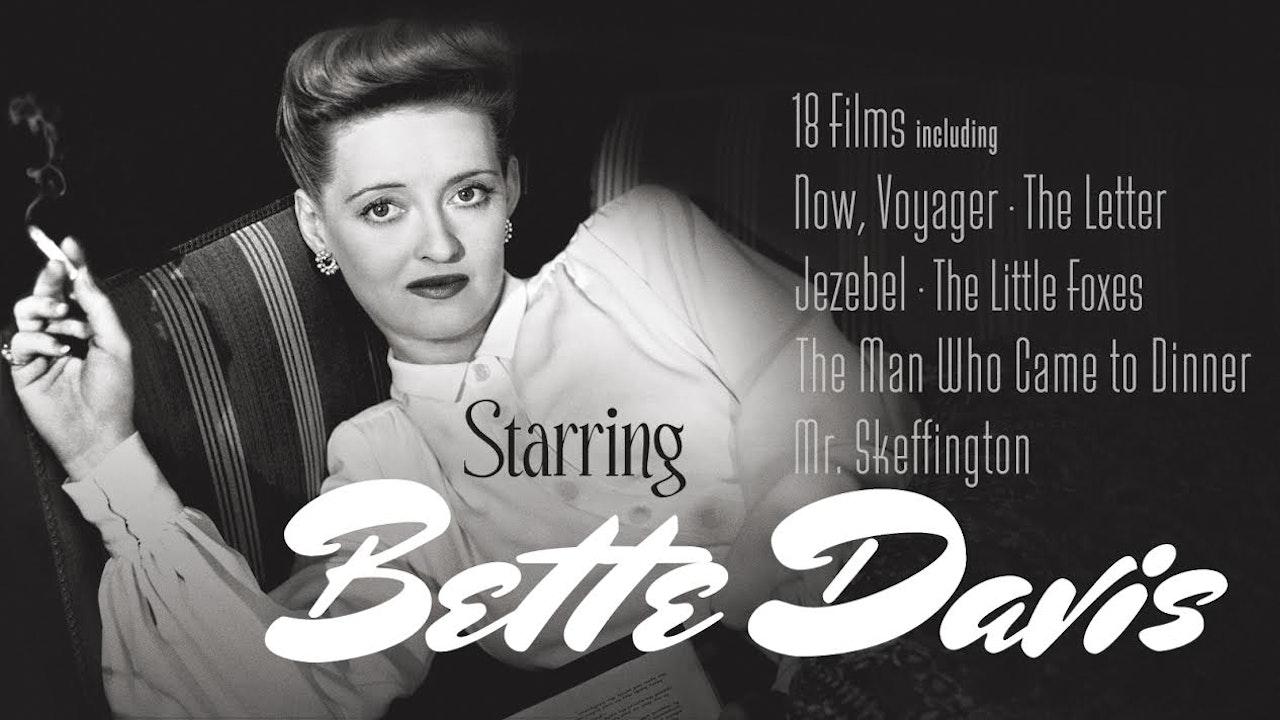 Starring Bette Davis