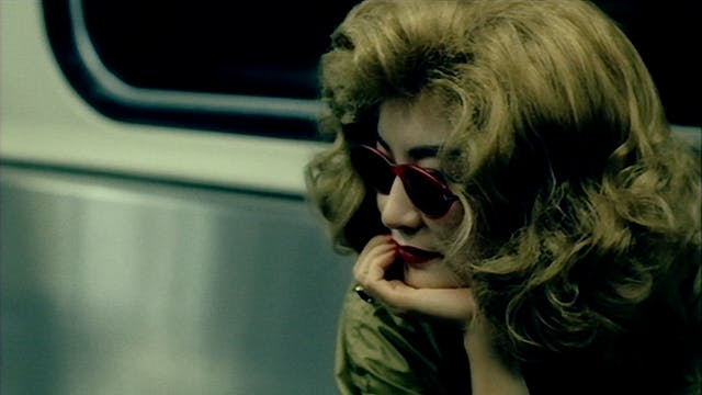 CHUNGKING EXPRESS Deleted Scene: The ...