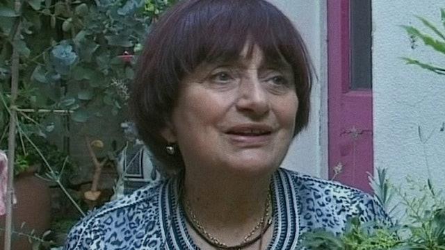 Agnès Varda on LES FIANCÉS