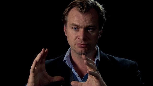 Christopher Nolan on FOLLOWING