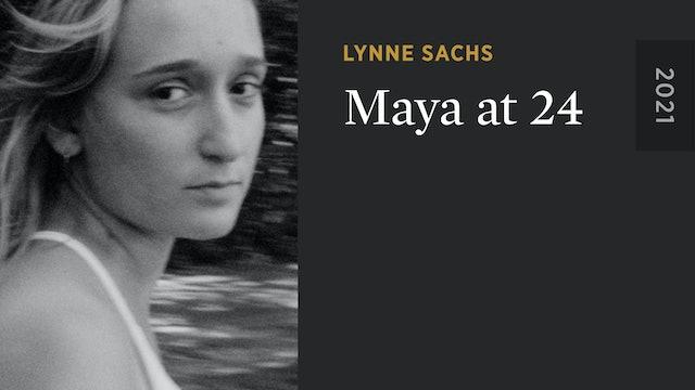 Maya at 24