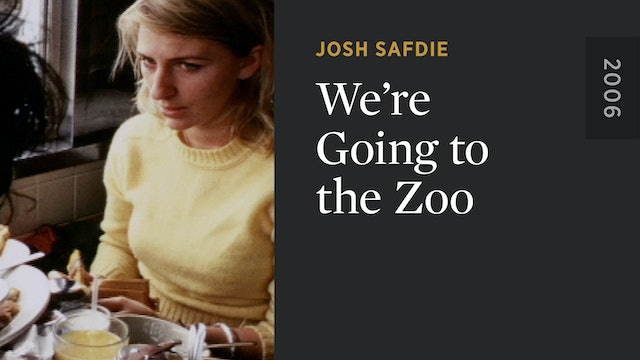 We're Going to the Zoo