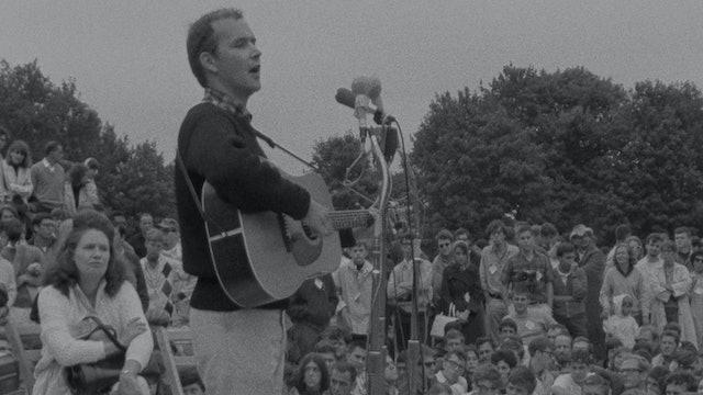 FESTIVAL Unreleased Performances: Tom Paxton, 1964