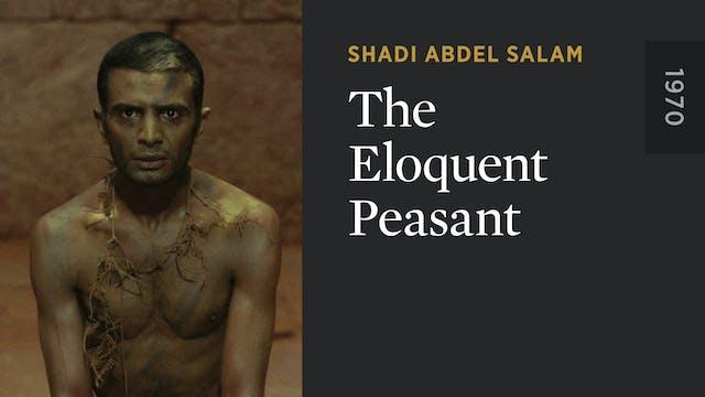 The Eloquent Peasant