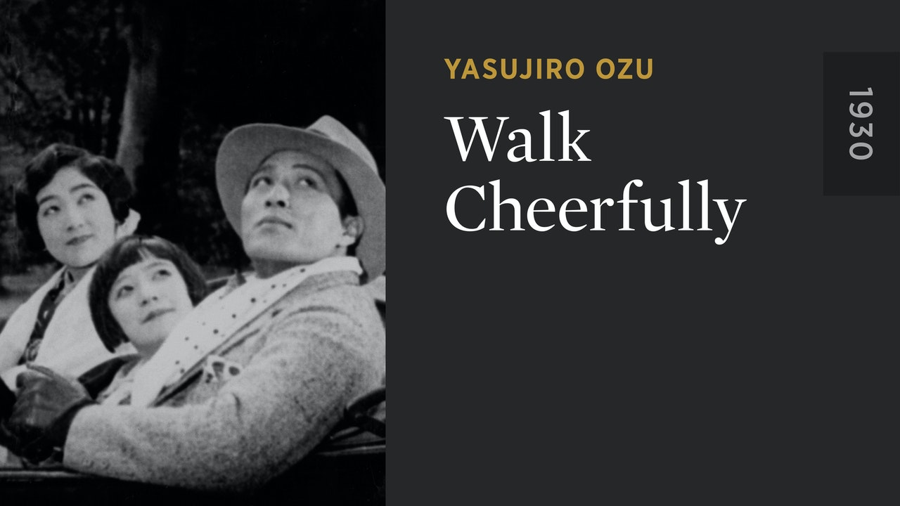 Walk Cheerfully