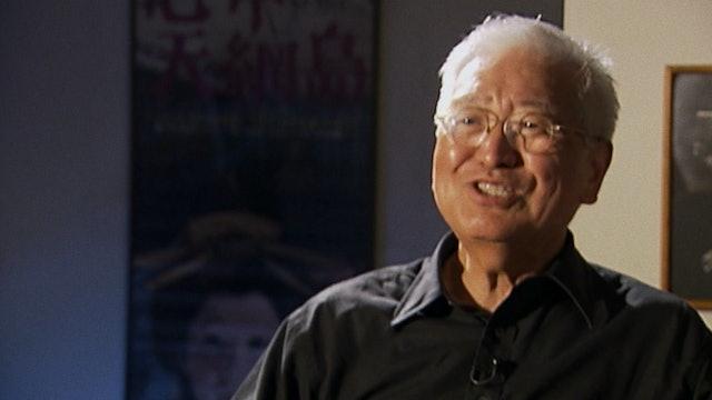 Masahiro Shinoda on SAMURAI SPY