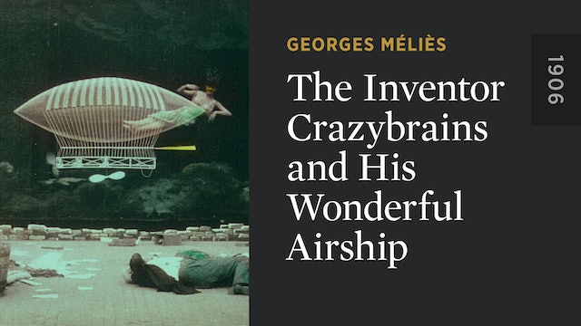 The Inventor Crazybrains and His Wonderful Airship