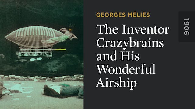 The Inventor Crazybrains and His Wond...