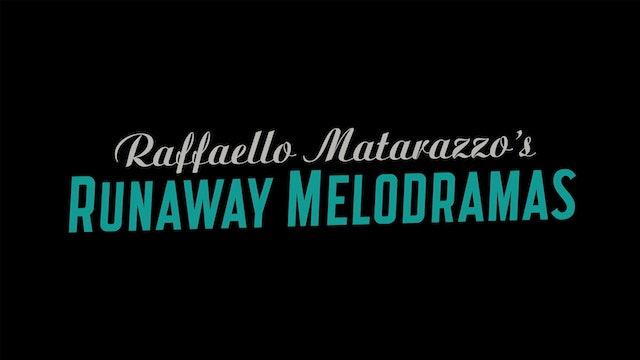 Raffaello Matarazzo's Runaway Melodramas Teaser