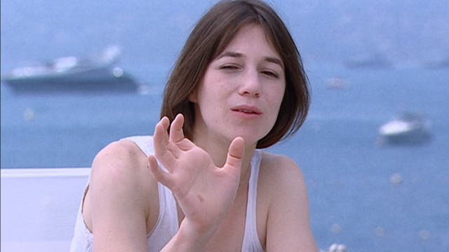 Charlotte Gainsbourg at Cannes