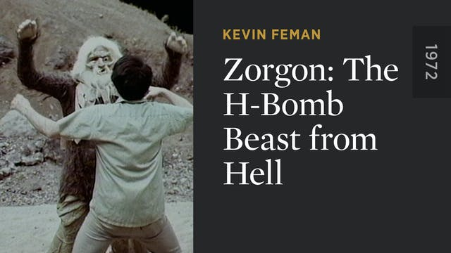 Zorgon: The H-Bomb Beast from Hell
