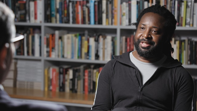 Marlon James on LE SAMOURAÏ