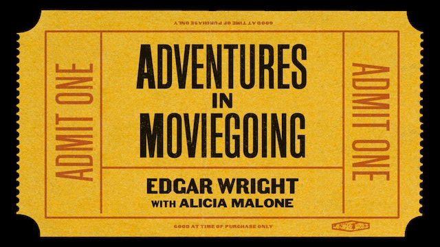 Edgar Wright's Adventures in Moviegoing Teaser
