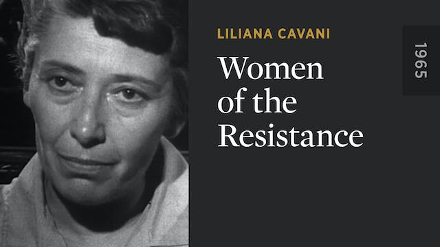 Women of the Resistance